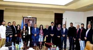 """""""عمان الاهلية"""" تمثل الاردن بمسابقة المحللين الماليين العالمية"""