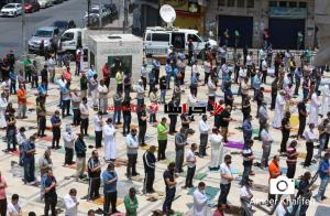 الأوقاف : لا مخالفات خلال صلاة الجمعة اليوم