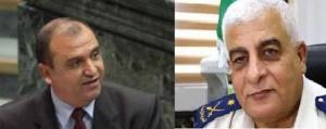 مشاة كلامية بين مدير الجمارك والنائب عبيدات