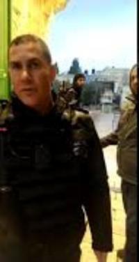 الإحتلال يعتقل قيادات مقدسية منعا لحملة الفجر العظيم (فيديو)