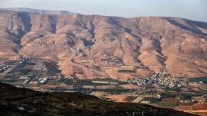 ضباط بجيش الإحتلال : ردود فعل أردنية كبيرة إذا ضمت الأغوار للكيان