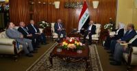 """وفد من """"الزرقاء"""" يلتقي وزير التعليم العالي العراقي"""