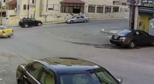 فيديو مروع ..  لحظة تعرض طفل للدهس في طبربور