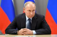 بوتين: النزاع الفلسطيني الإسرائيلي يخص مصالحنا الأمنية