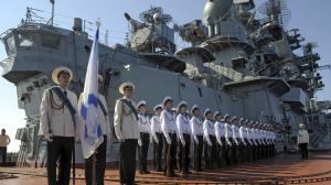 اتفاق روسي سوري لتوسيع قاعدة روسيا في طرطوس