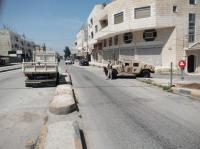 عزل 3 منازل في اربد وآخر في المفرق