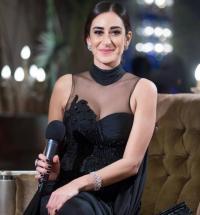 أمينة خليل توضح موعد حفل زفافها