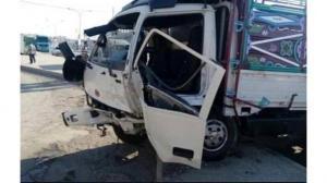 """17 إصابة بحادث تدهور """"ديانا"""" على طريق البحر الميت"""