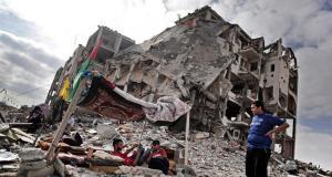 """هل تحضر اميركيا و""""اسرائيل"""" لعدوان جديد على غزة؟"""
