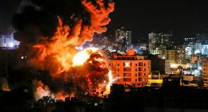 ارتفاع حصيلة شهداء غزة إلى 109 بينهم 28 طفلاً