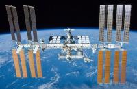 محطة فضائية فوق سماء عمان