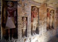 مصر ..  الشرطة تعثر على كشف أثري أثناء القبض على لصوص