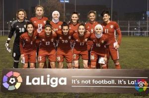 المنتخب الوطني للسيدات یخسر أمام اتلتیكو مدرید