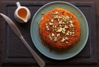 طريقة تحضير الكنافة بالمكسرات في رمضان