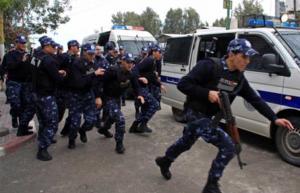 شكل الأمن الفلسطيني بعد المصالحة