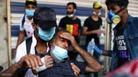 العراقيون يتحدون الغاز والرصاص ويواصلون تظاهراتهم