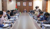 إلغاء اجتماع نيابي بسبب تغيب أبو قديس وعبيدات