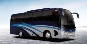 193 حافلة حجاج تجتاز الفحص الفني