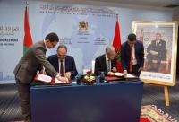 مذكرة تفاهم بين الأردن والمغرب بمجال الإدارة القضائية