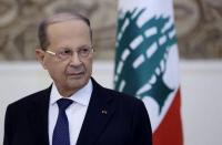 بيان من الرئاسة اللبنانية بشأن صحة عون