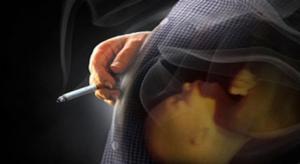 تدخين الحامل يعرض المولود للفصام