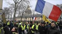 تظاهرات في باريس
