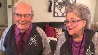68 عاما معا ..  زوجان يكشفان سرا غريبا لنجاح علاقتهما (فيديو)