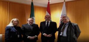 الصفدي: لبنان اكثر من حليف بالنسبة للاردن