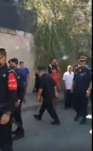ناشر فيديو تهريب الأمن لمطلوب في السجن