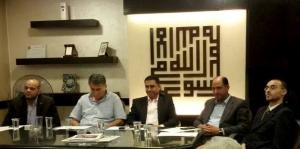 هيئة ادارية لنادي درويش الكترونكس برئاسة درويش ابو رداحه