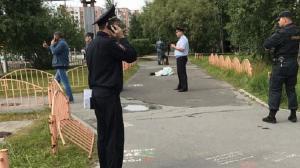 إصابة 8 أشخاص بحادث طعن بسكين في روسيا  ..  (صور وفيديو)