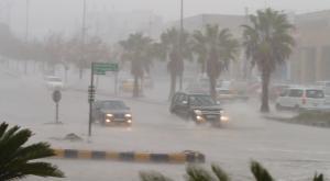 بالأرقام ..  كميات الأمطار الهاطلة