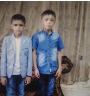 العثور على الطفلين يوسف ومؤمن المفقودان الرصيفة