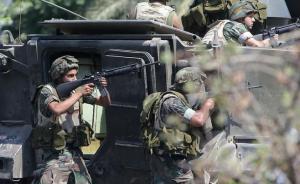 الجيش اللبناني يعلن بدء معركة طرد داعش من الجرود