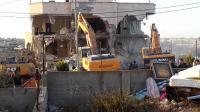 الإحتلال يهدم منازل في القدس