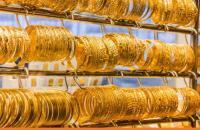 38.20 دينار سعر غرام الذهب عيار 21 محليا