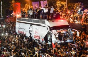 زلزال سياسي لاردوغان بخسارة اسطنبول في الانتخابات