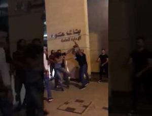 ركلة فتاة لبنانية تتصدر مواقع التواصل (فيديو)