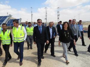 زواتي: مشروع الطاقة الشمسية بالزعتري الأكبر عالميا