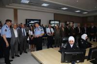 جمعية الشؤون الدولية تزور مديرية الأمن العام