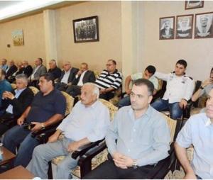 """الفحيص ..  مطالبات بالغاء الموافقة على تنظيم أراضي """"لافارج"""""""