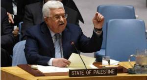 عباس يدعو لعقد مؤتمر دولي للسلام
