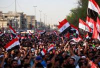 مظاهرات سلمية حاشدة في العراق