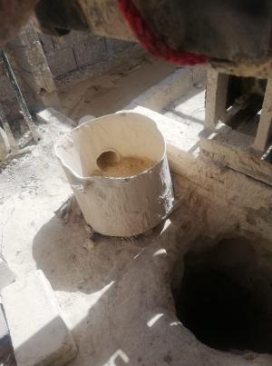 توقيف مالك مزرعة بمعان حفر بئرا مخالفا في المريغة (صور)