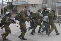 إعتقال 9 مواطنين من الضفة الغربية