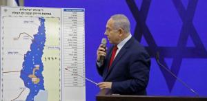 """""""النتن ياهو"""" الغور جدار حامي لـ""""اسرائيل"""" من الأردن"""