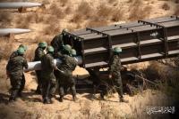 القسام يكشف عن صاروخ يستخدمه لأول مرة ضد الإحتلال