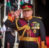 الأردنيون يحتفلون بمرور 22 عاما على الجلوس الملكي