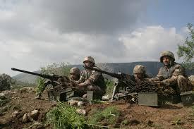 القوات المسلحة: القبض على شخص حاول التسلل الى سورية