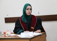 ماجستير في الشرق الاوسط حول الكفايات التكنولوجية لأعضاء هيئة التدريس